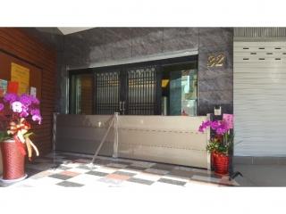 台南永康住宅大門擋水閘門安裝