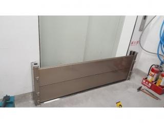 台北美福飯店電梯口擋水閘門