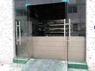 內湖食品廠廠房出入口防水閘門